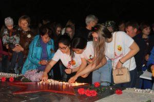 #свеча памяти
